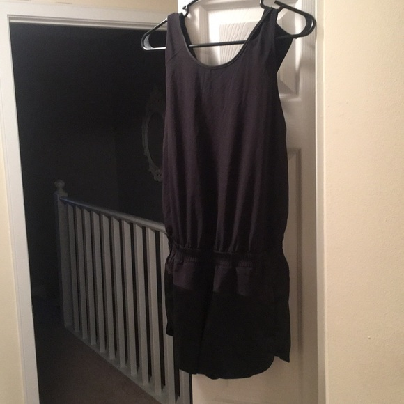 lululemon athletica Other - Lululemon black romper